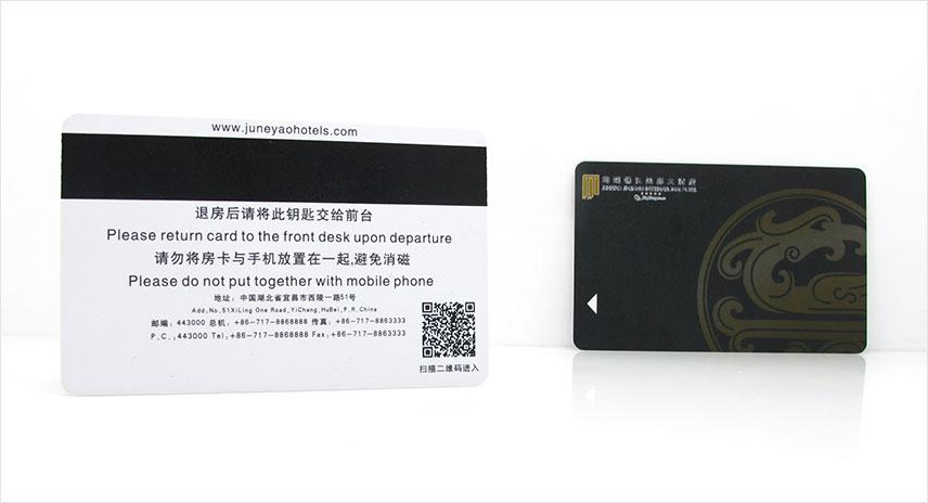 Plastic Hotel Key Cards Printing Cardkd